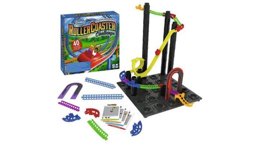 ThinkFun Roller Coaster Challenge