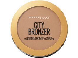 MAYBELLINE NEW YORK City Bronzer Puder