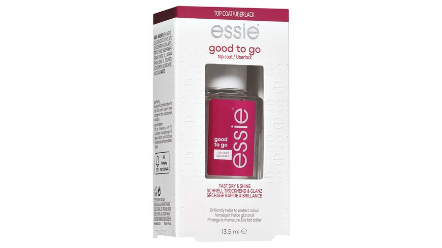Essie Ueberlack Good to Go