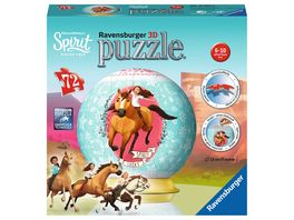 Ravensburger Spiel 3D puzzleball Spirit