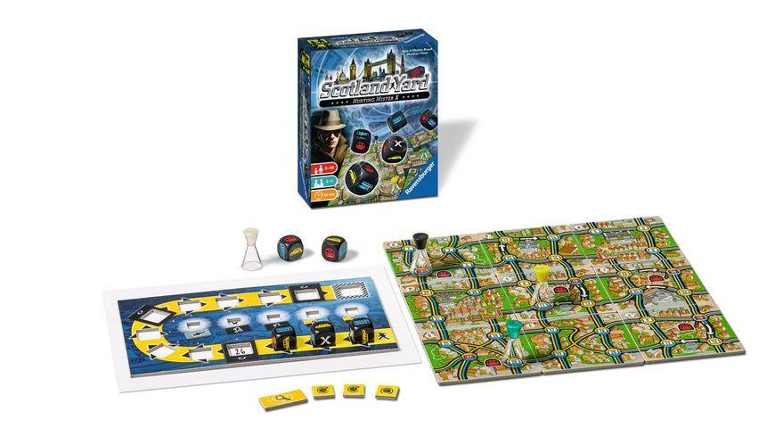 Ravensburger Spiel Scotland Yard Das Wuerfelspiel