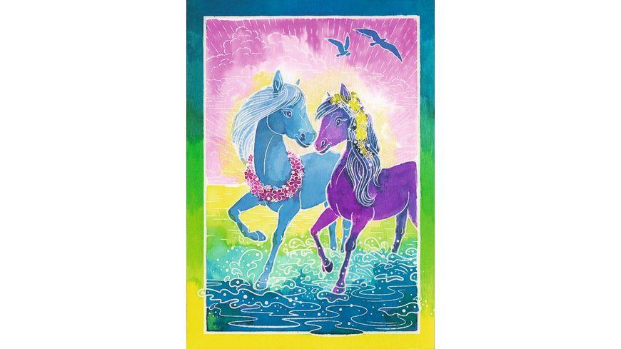 Ravensburger Beschaeftigung Mixxy Colors Leuchtende Ponys