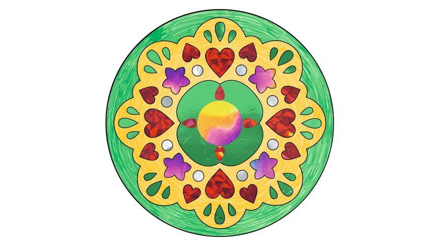 Ravensburger Beschaeftigung Metallic Mandala Designer Romantic