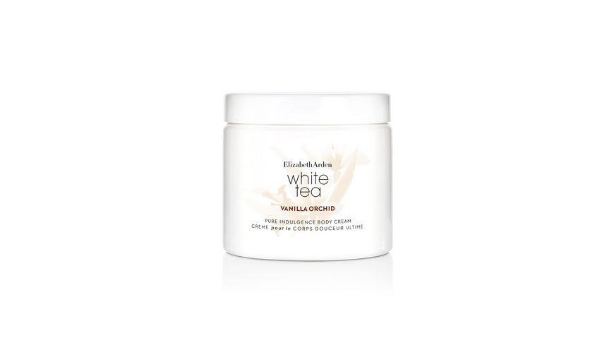 White Tea Vanilla Orchid Pure Indulgence Body Cream