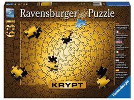 Ravensburger Puzzle Krypt Gold 631Teile