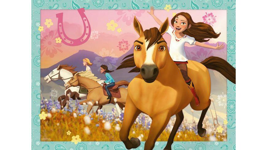 Ravensburger Puzzle Spirit wild und frei Spirit der wilde Mustang