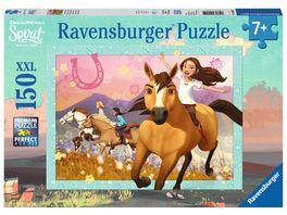 Ravensburger Puzzle Spirit wild und frei Spirit der wilde Mustang 150 Teile