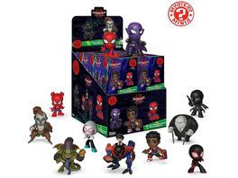 Funko POP Mystery Mini Blind Box Marvel Spider Man Animated 1 Figur