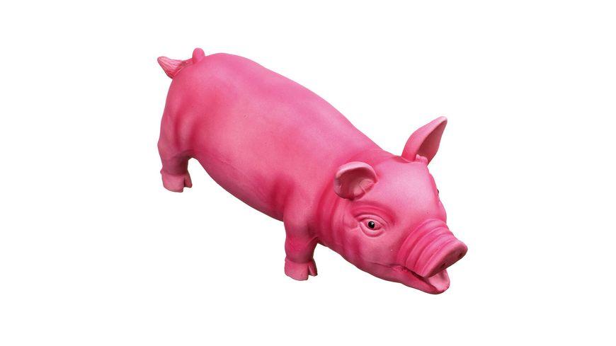 Karlie Latexschwein pink 33cm