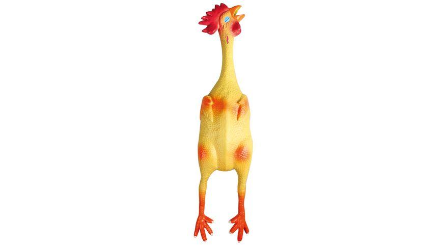 Karlie Latexspielzeug Huhn