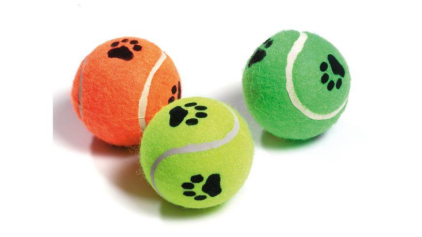 Karlie Tennisball mit Squeaker