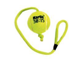 Karlie Tennisball mit Seil 8cm
