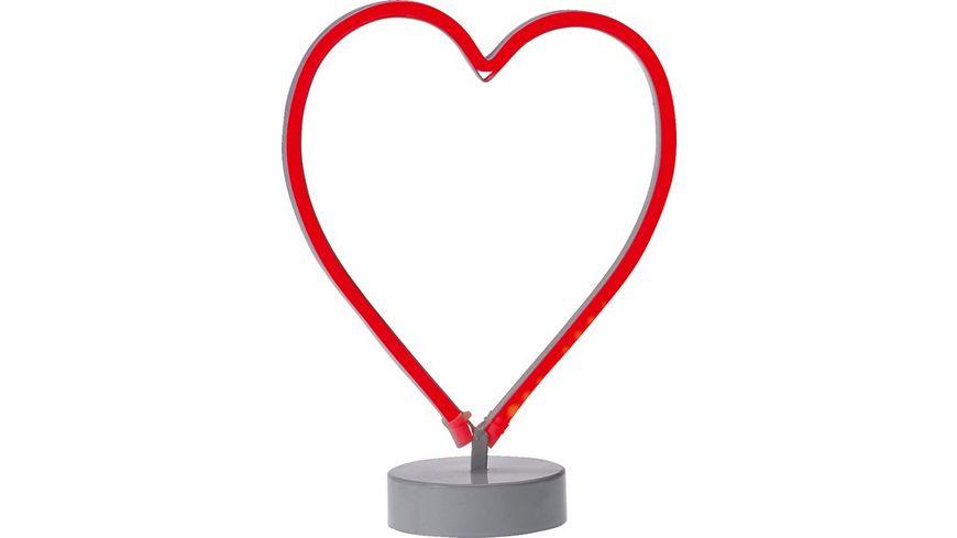 Dekolicht Herz