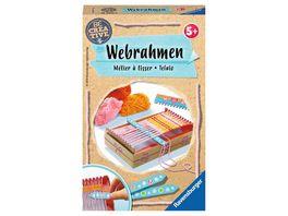 Ravensburger Beschaeftigung Be Creative Webrahmen