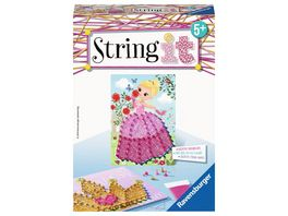 Ravensburger Beschaeftigung String it Mini Pink Princess