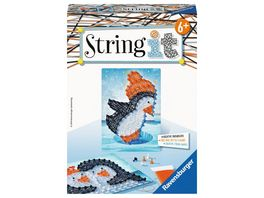 Ravensburger Beschaeftigung String it Mini Pinguine