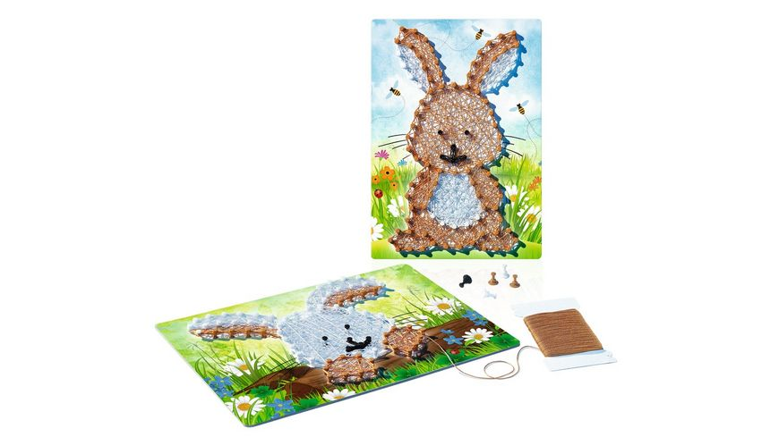 Ravensburger Beschaeftigung String it Mini Rabbit