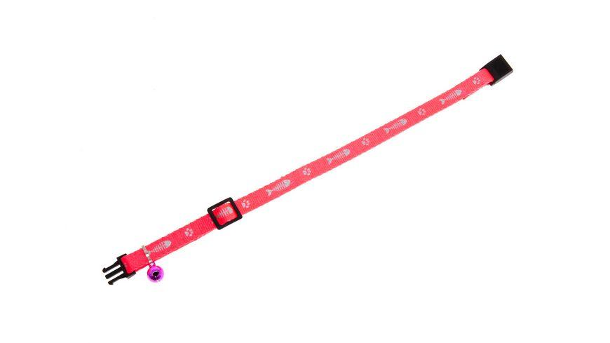 Karlie Katzenhalsband pink