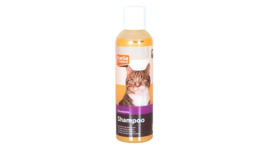 Karlie Macadamia Shampoo Cat