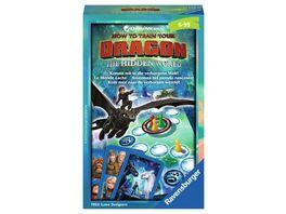 Ravensburger Spiel Mitbringspiel Dragons 3 Kommt mit in die verborgene Welt
