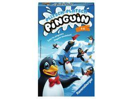 Ravensburger Spiel Plitsch Platsch Pinguin
