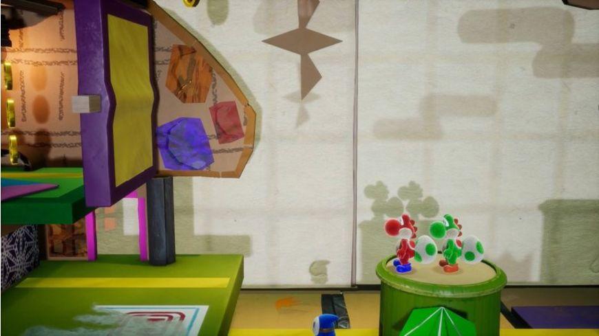 Yoshi s Crafted World