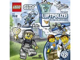 LEGO City 22 Luftpolizei