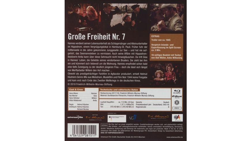 Grosse Freiheit Nr 7 Deluxe Edition