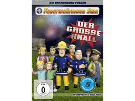 Feuerwehrmann Sam Der grosse Knall