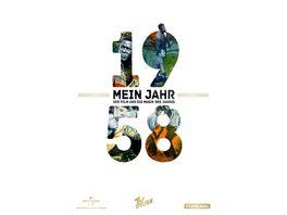 Mein Jahr 1958 Flucht in Ketten Die Musik des Jahres CD