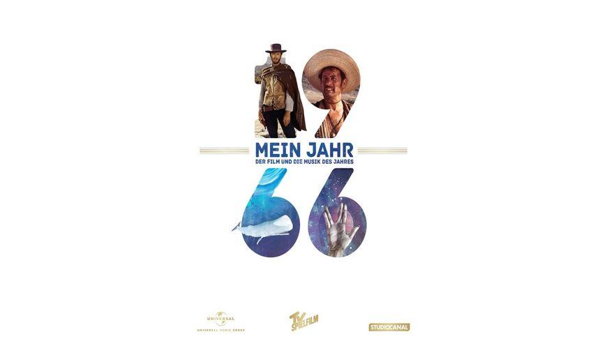 Mein Jahr 1966 Zwei glorreiche Halunken Die Musik des Jahres CD