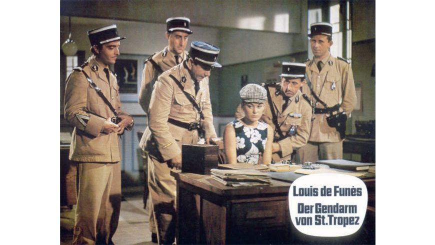 Louis de Funes Gendarmen Blu ray Box 3 BRs