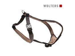 Wolters Professional Comfort Geschirr 30 35cm x 15mm schwarz