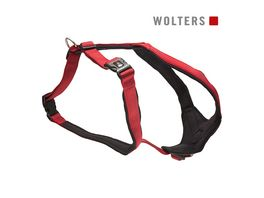 Wolters Professional Comfort Geschirr 35 40cm x 25mm rot