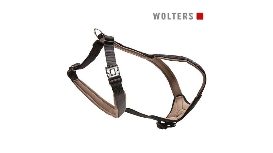 Wolters Professional Comfort Geschirr 40 45cm x 25mm schwarz