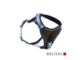 Wolters Professional Comfort Geschirr 35 40cm x 25mm sky blue