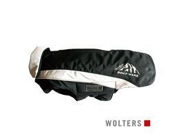Wolters Skijacke Dogz Wear 34cm schwarz grau