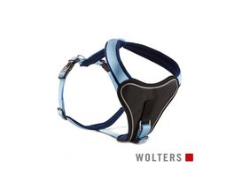 Wolters Professional Comfort Geschirr 40 45cm x 25mm sky blue