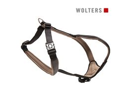 Wolters Professional Comfort Geschirr 45 50cm x 25mm schwarz