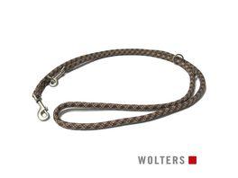 Wolters Everest Tauprogramm Fuehrleine 300cm x 13mm tabac sand