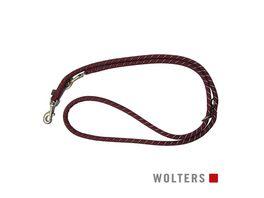 Wolters Everest Tauprogramm Fuehrleine 300cm x 13mm rot schwarz