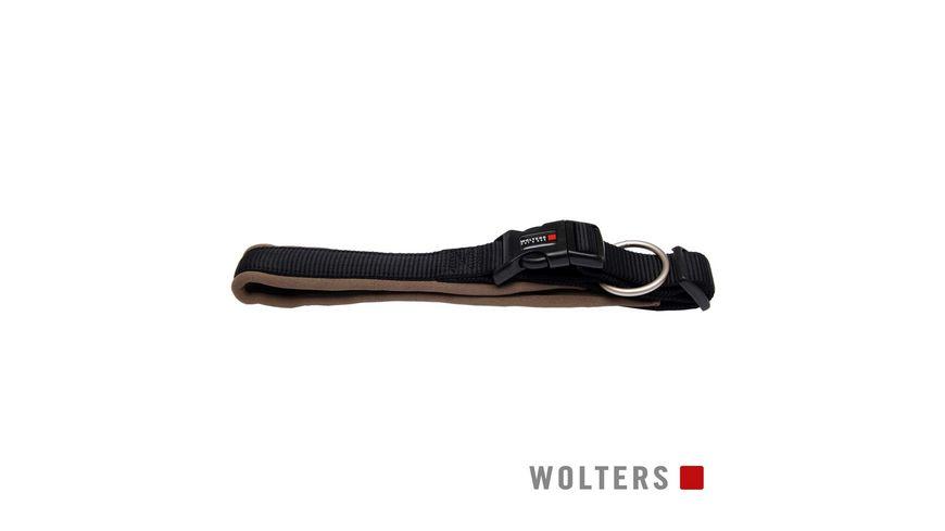 Wolters Professional Comfort Halsband 50 55cm x 35mm schwarz
