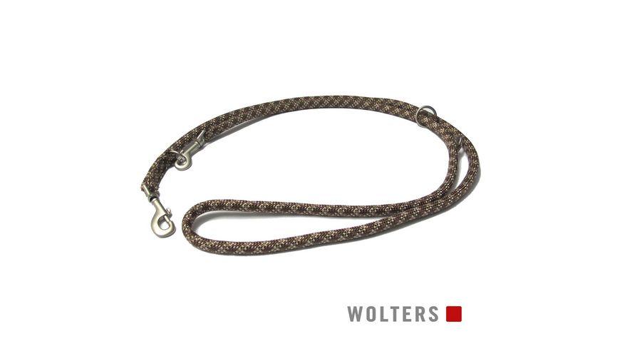 Wolters Everest Tauprogramm Fuehrleine 300cm x 9mm tabac sand