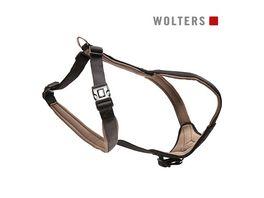 Wolters Professional Comfort Geschirr 60 70cm x 30mm schwarz