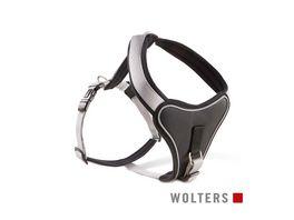 Wolters Professional Comfort Geschirr 60 70cm x 30mm silber