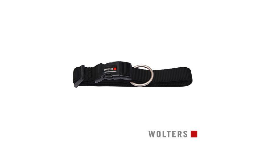 Wolters Professional Halsband x breit 18 30cm schwarz