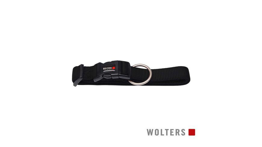 Wolters Professional Halsband x breit 28 40cm schwarz