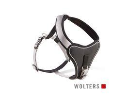 Wolters Professional Comfort Geschirr 80 95cm x 35mm silber