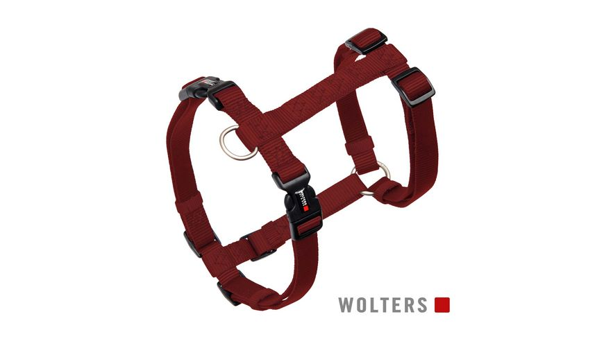 Wolters Professional Geschirr 30 40cm rot