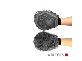 Wolters Dirty Dog Grooming Mitt 26 x 20cm grau